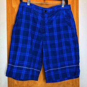 Lululemon Plaid Shorts Size 32
